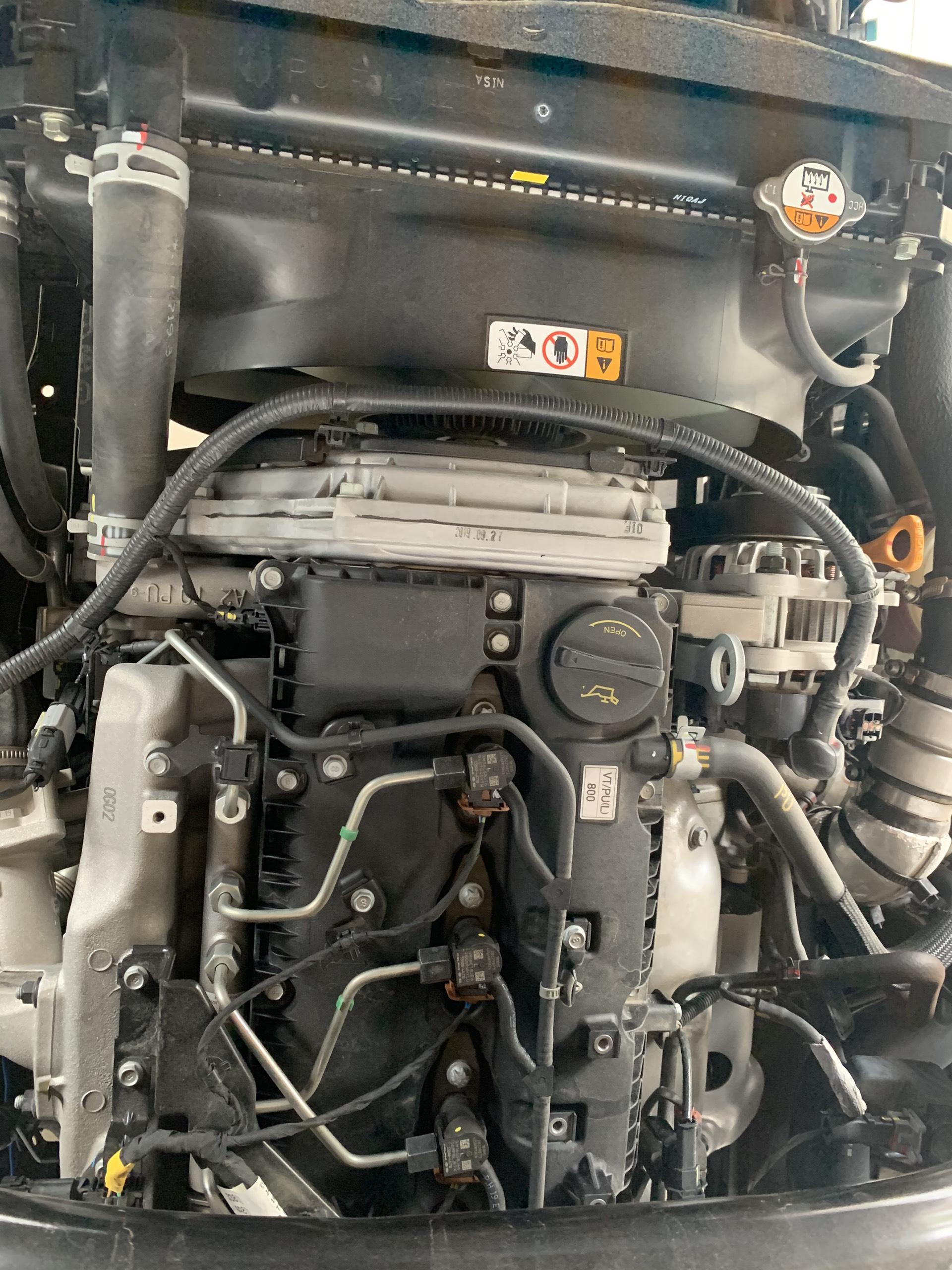 Động cơ Hyundai N250sl D4CB